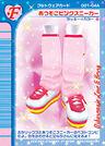 Platform Pink Sneakers