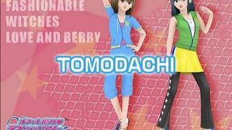 オシャレ魔女 ラブ and ベリー TOMODACHI (Tambourine Ver)