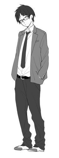 Characters koudai