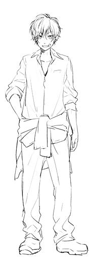Characters midori