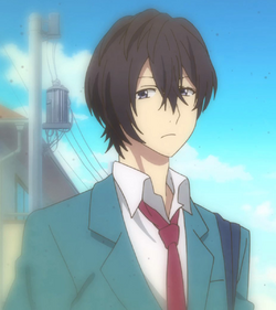 Young Akechi Anime
