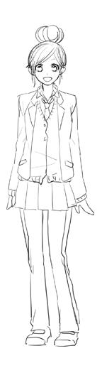 Characters natsuki