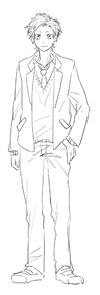 Characters haruki