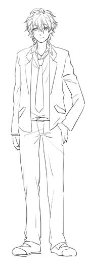 Characters yuu