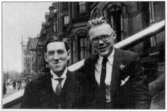 Говард в Бостоне (1921)