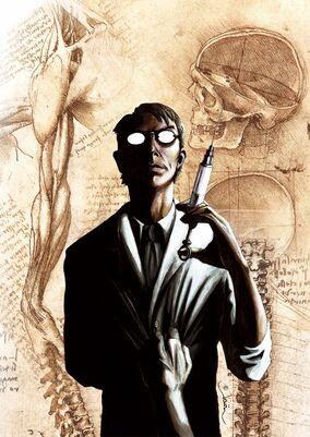 Doctor Herbert West by Javier García Ureña