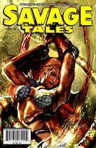 Savage Tales (Dynamite Entertainment)