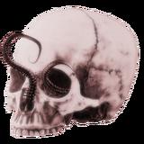 Schädel Button