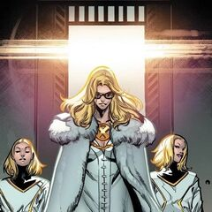 Emma Frost, the White Queen (mutant)