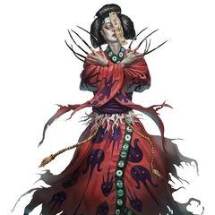 Jiang-shi, type of Vampire