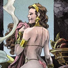 Queen Zenobia of Aquilonia (Conan's wife)