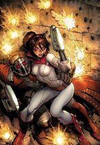 Katherine Pryde 3 (Marvel Comics)