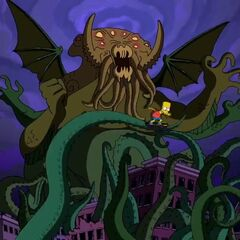 Cthulhu (Simpsons)