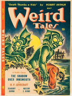 Weird-Lovecraft-schatten