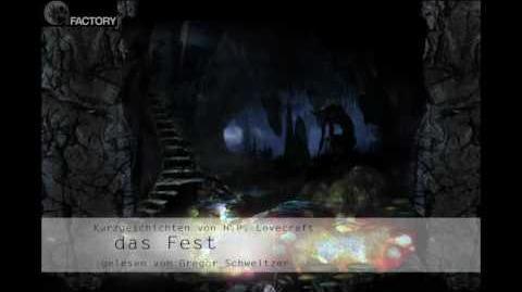 H.P. Lovecraft- Das Fest