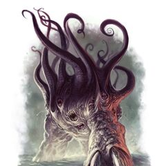 Dark Young of Shub-Niggurath (Pathfinder)