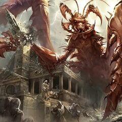 Achaekek, the God of Assassins