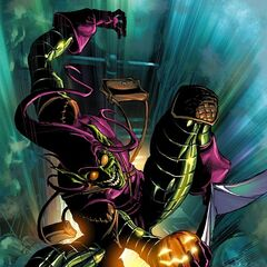 Green Goblin (Insane Billionaire)