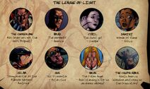 League of Light 2 (Dynamite Entertainment)