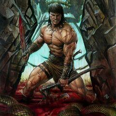 Conan of Cimmeria (thief, merc, pirate, & King of Aquilonia)