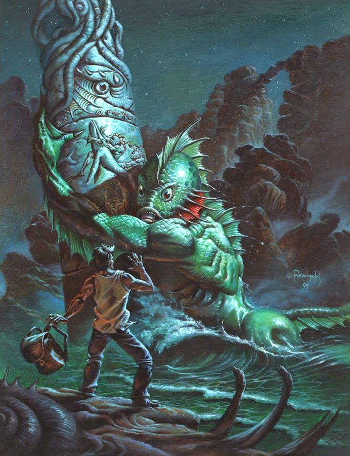 Dagon | The H.P. Lovecraft Wiki | Fandom