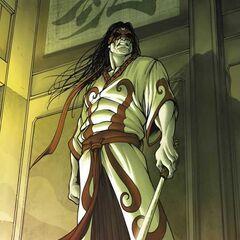 Gorgon (Mutant leader of the Hand)