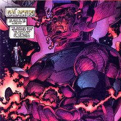 Galactus, The World Devourer