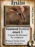 Byakhee (The Necronomicon)