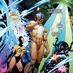 Living Tribunal, Eternity, & Infinity