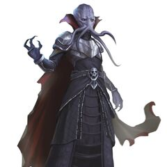 Illithid, aka Mind Flayer (Forgotten Realms)