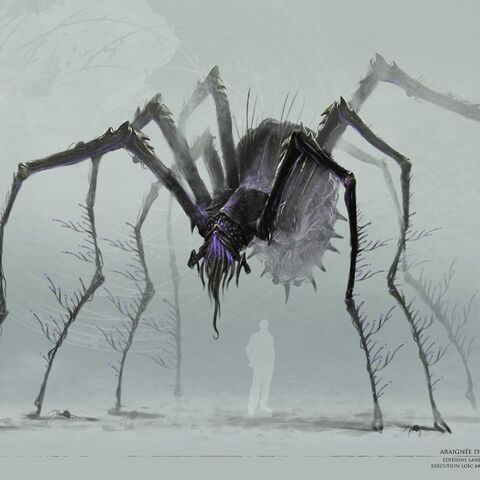 Leng Spider (Call of Cthulhu, French version)