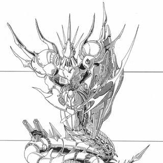 Serpent Power Armor