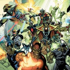 Skrulls (the Super-Skrulls)