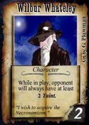 Wilbur Whateley (Book of Dead Names)