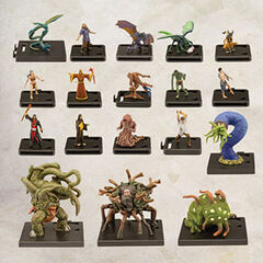 Monster Figures Wave One