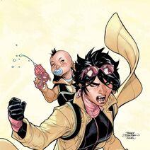 Jubilation Lee 2 (Marvel Comics)