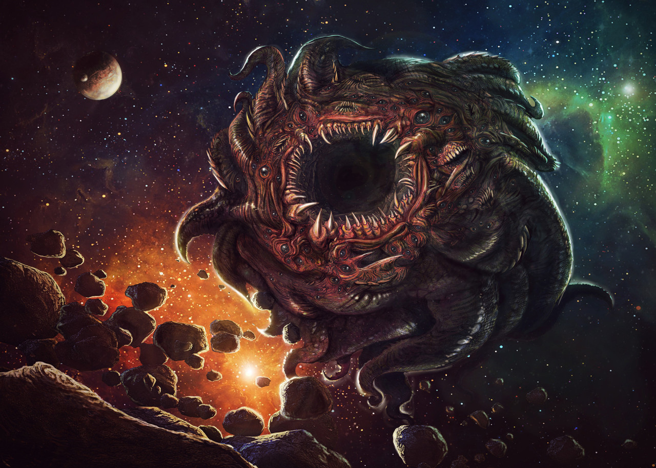 Azathoth the h p lovecraft wiki fandom powered by wikia for H portal