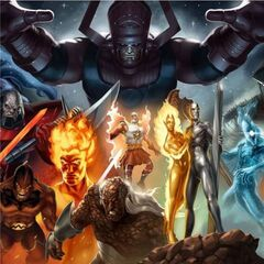 Heralds of Galactus