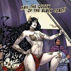 Belit the Pirate Queen