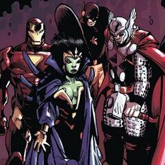 Skrull Earth (secret)