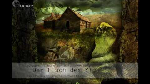H.P. Lovecraft- Der Fluch des Yig