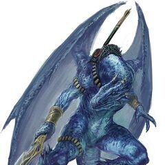 Dragonkin Race