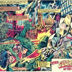 Badoon Wars (Earth-691)