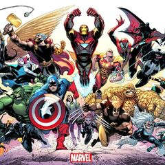 Super Heroes & Mutants