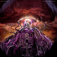 Yog sothoth by stephensomers-d6vq3w5