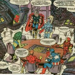 Cosmic Avengers, Vision's Utopia (Earth-90110)