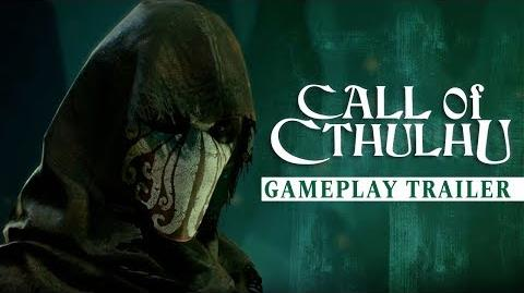 GAMESCOM 2018 Call of Cthulhu – Gameplay Trailer