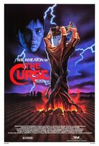 The Curse 1987 poster
