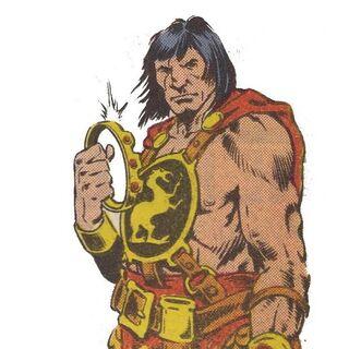 King Kull of Valusia (Atlantean)