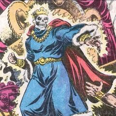 Thulsa Doom (sorcerer & Kull's greatest foe)